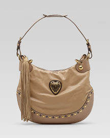 Gucci Babouska Hobo, Medium -  Cruise Collection -  Bergdorf Goodman