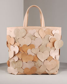 Marc Jacobs Big Heart Tote -  Handbags -  Bergdorf Goodman