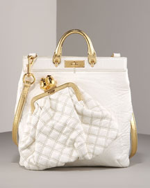 Marc Jacobs Robert Tote with Pouch -  Handbags -  Bergdorf Goodman