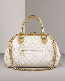 Marc Jacobs Stam Bag, White -  Handbags -  Bergdorf Goodman