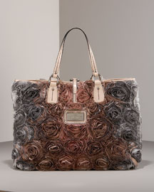 Valentino Rose Tote, Medium -  Handbags -  Bergdorf Goodman