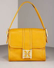 Tory Burch / Gareth Leather Shoulder Bag  -  Bergdorf Goodman from bergdorfgoodman.com
