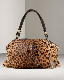 Piercing Pony Satchel, Medium -  Bergdorf Goodman from bergdorfgoodman.com