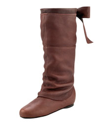Miu Miu Moccasin Boot -  Pre-Fall -  Bergdorf Goodman :  leather boot mocassin boot slouch boot miu miu