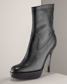 Yves Saint Laurent Camden Boot -  Shoes -  Bergdorf Goodman