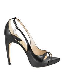 Dior Crisscross Slingback- Classic Shoes- Bergdorf Goodman