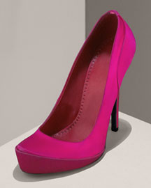 Stella McCartney Platform Pump -  Pumps -  Bergdorf Goodman from bergdorfgoodman.com