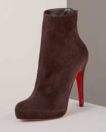 Christian Louboutin Arielle Ankle Boot -  Fashion Collection -  Bergdorf Goodman  :  christian louboutin boots