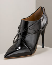 Chloe Strapped Bootie- Shoes- Bergdorf Goodman