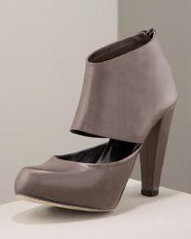 Loeffler Randall Cutout Bootie- Shoes- Bergdorf Goodman