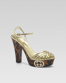 Bergdorf Goodman - Handbags - Handbags - Gucci - Women's - Shoes - Spring Summer Collection :  gucci gold sandals