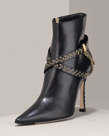 Jimmy Choo - Kid Chain Ankle Boot