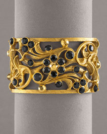 Jose & Maria Barrera Beaded Cuff Bracelet -  Jose & Maria Barrera -  Bergdorf Goodman :  fashion accessory design fashion accessories designer