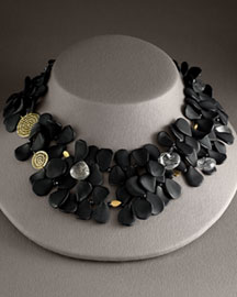 Joan Hornig Petal & Pinwheel Necklace- Joan Hornig- Bergdorf Goodman