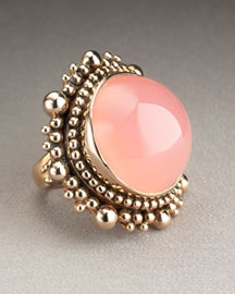Stephen Dweck Chalcedony Ring -  Rings -  Bergdorf Goodman