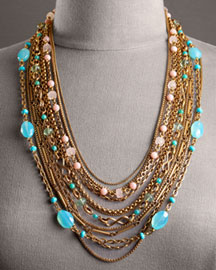 Stephen Dweck Multi-Strand Necklace -  Necklaces -  Bergdorf Goodman :  design spring trend jewelry designer