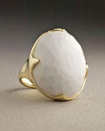 Ippolita            Agate Crown Ring-  Rings-Bergdorf Goodman