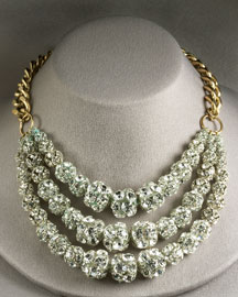 Janis By Janis Savitt Multistrand Crystal Ball Necklace -  New Arrivals -  Bergdorf Goodman