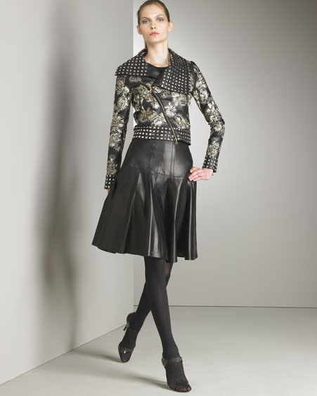 Oscar de la Renta - Designer Collections  -  Bergdorf Goodman :  womens de collection high heels
