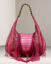 Fringed Hobo -  Bergdorf Goodman from bergdorfgoodman.com