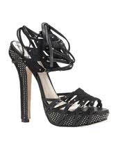 Safari Ankle-Tie Sandal- Bergdorf Goodman :  tie sandal christian dior safari