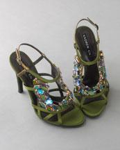 Bergdorf Goodman-BG Vision - Andrew Gn :  alexander ng shoes