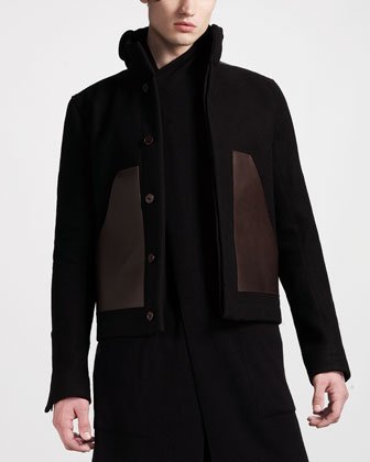 Men's Rick Owens Worker Jacket