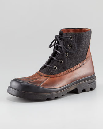 Ravensworth Lace-Up Boot