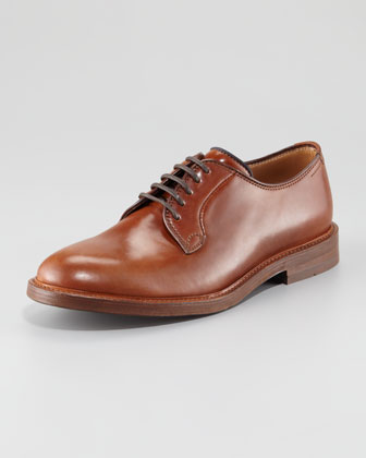 Brunello Cucinelli Shell Cordovan Lace-up