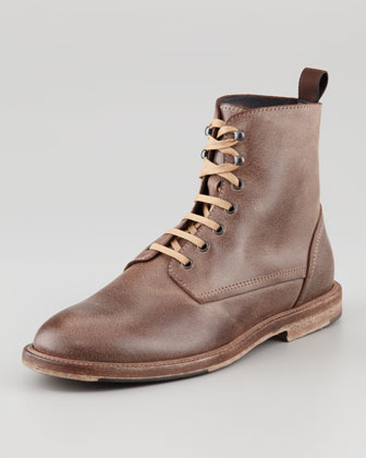 Gaucho Lace-Up Boot