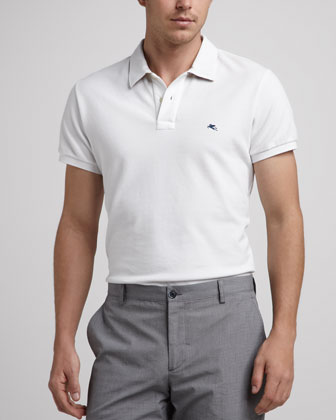 Pegasus Polo, White