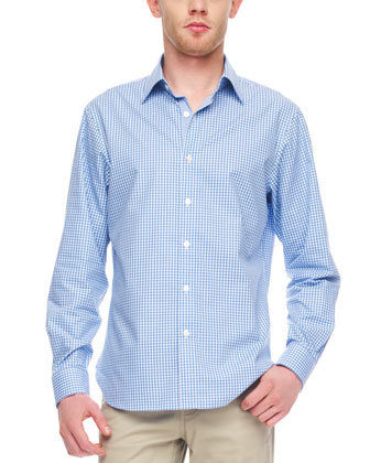 Grayson Gingham Shirt