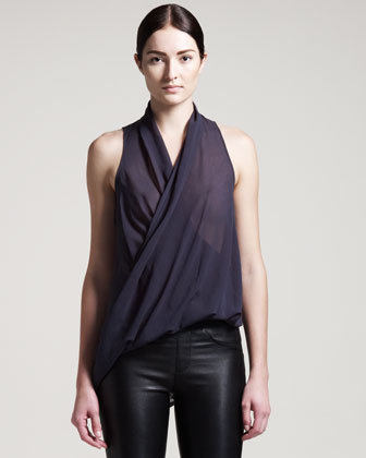 Lyra Draped Top
