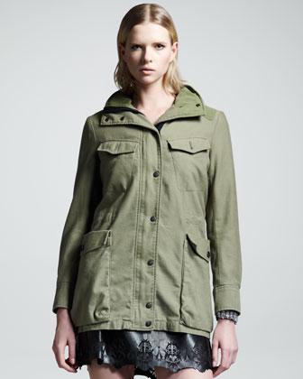 Women's Rag & Bone M15 Field Jacket