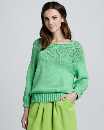 Averill Dolman Sweater
