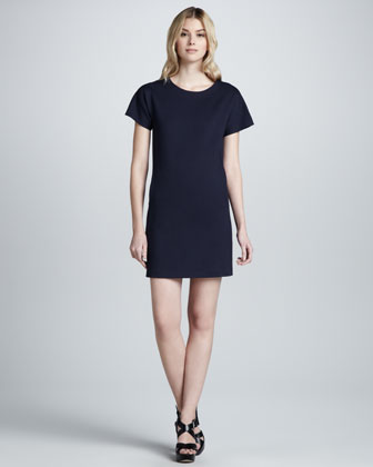 Gessi Back-Zip Dress