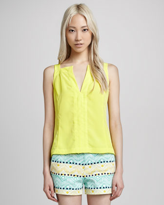 Pegasus Sleeveless Blouse