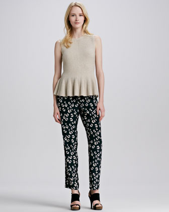 Bobcat Printed Pants