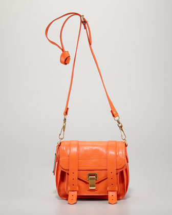 PS1 Pouch Shoulder Bag, Orange