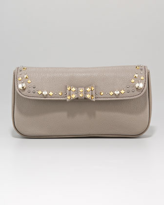 Bejeweled Clutch Bag