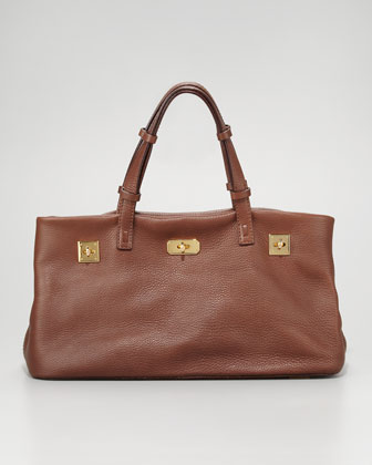 Riveria Satchel Bag