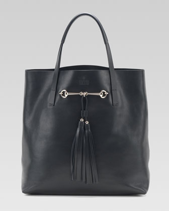 Park Avenue Small Tote Bag, Black