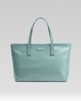 GG Medium Imprimee Tote Bag, Splash