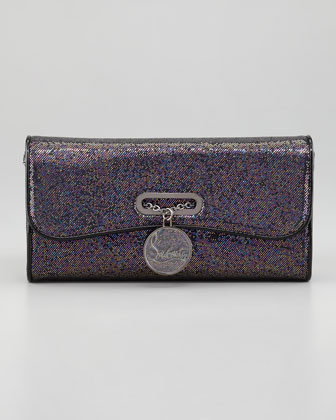 Riviera Glittered Clutch Bag