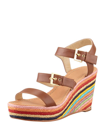 darla mid-wedge sandal