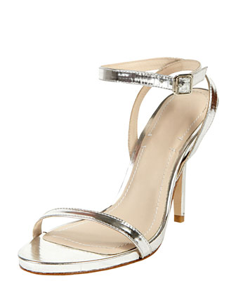 Elizabeth And James Toni Ankle Strap Bare