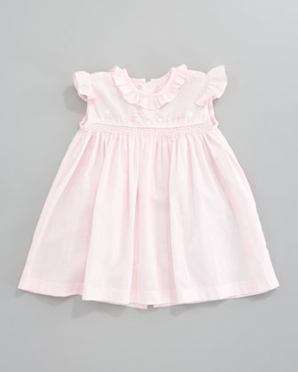 Lillian Smocked Dress